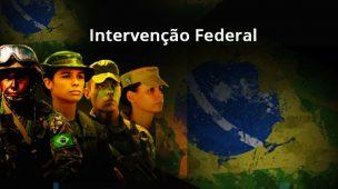 Intervenção Federal na Segurança Pública
