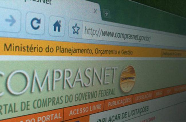 Os maiores problemas do Comprasnet e as melhorias possíveis.